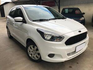 Ford KA 1.0 Tivct SE 12V Branco 2015