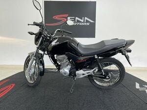 Honda CG 160 Start ES Preto 2020