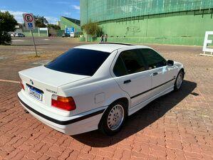 BMW 328i 2.8 Sport Branco 1996