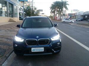 BMW X1 2.0 20I GP Sdrive Turbo Azul 2016