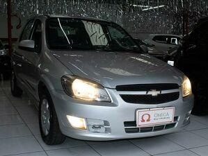 Chevrolet Celta 1.0 LT 8V Prata 2013