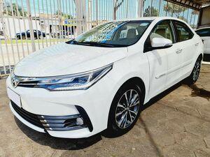Toyota Corolla 2.0 Altis Branco 2018