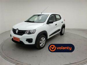 Renault Kwid 1.0 Life Branco 2020