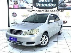 Toyota Corolla 1.6 XLI Prata 2003