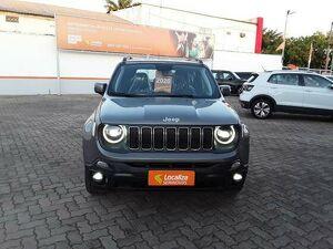 Jeep Renegade 1.8 Longitude Cinza 2020