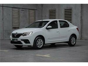 Renault Logan 1.0 12V SCE ZEN Branco 2020