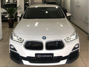 BMW X2 1.5 12V SDRIVE18I GP Branco 2020
