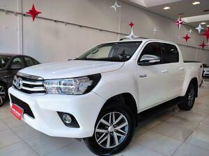 Toyota Hilux 2.8 SRV Branco 2017