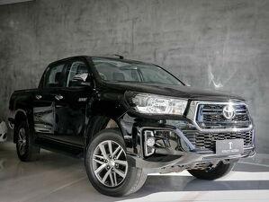 Toyota Hilux 2.8 SRV Preto 2020