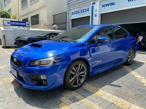 Subaru Impreza 2.0 WRX 4X4 Turbo Azul 2016