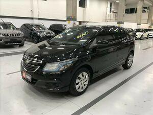 Chevrolet Onix 1.0 LT 8V Preto 2013