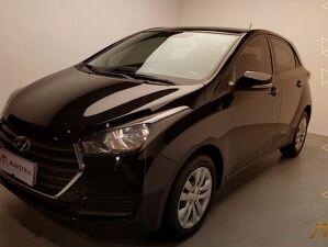 Hyundai HB20 1.0 Comfort Preto 2017