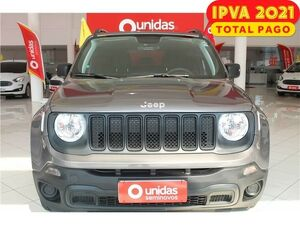 Jeep Renegade 1.8 Sport Cinza 2020