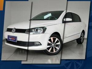 Volkswagen Voyage 1.6 Comfortline Branco 2013