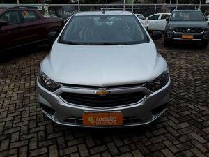 Chevrolet Joy 1.0 SPE4 Prata 2020
