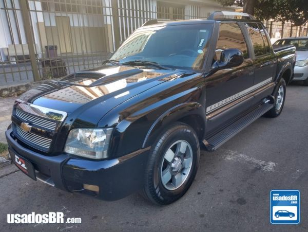 CHEVROLET S10 2.8 EXECUTIVE 12V TURBO Preto 2011