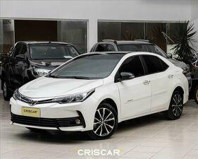 Toyota Corolla 2.0 XEI Branco 2019