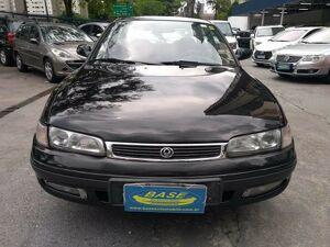 Mazda 626 2.0 GLX Preto 1997