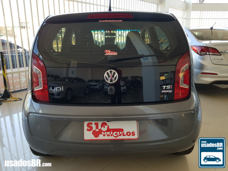 VOLKSWAGEN UP 1.0 TSI MOVE