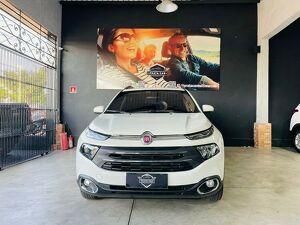 Fiat Toro 1.8 Freedom 16V Branco 2019