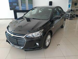 Chevrolet Onix 1.0 LTZ Turbo Preto 2021
