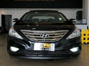 Hyundai Sonata 2.0 GLS Preto 2012