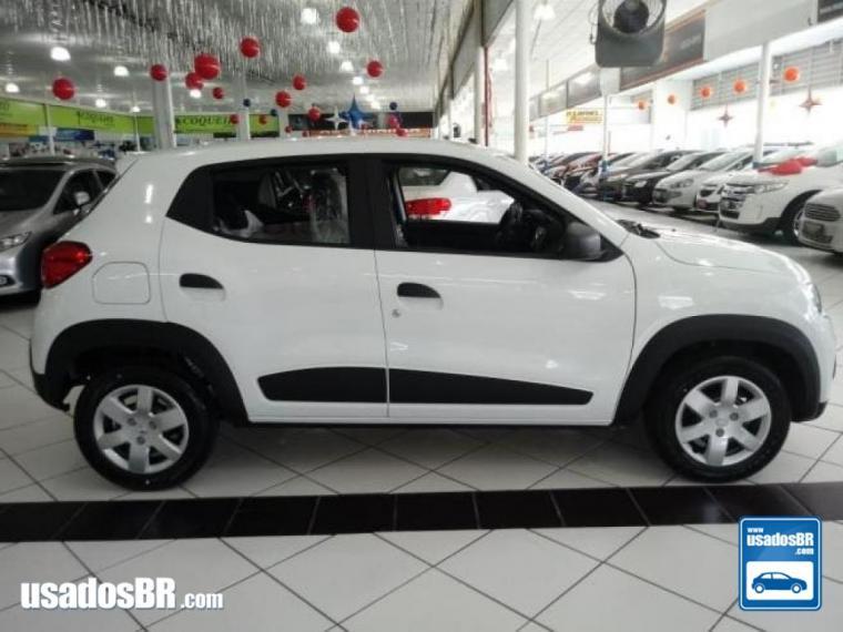 Renault Kwid 10 Zen Branco 20192019 Ribeirão Preto 890425