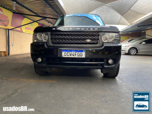 LAND ROVER RANGE ROVER VOGUE 4.4 SD V8 Preto 2011