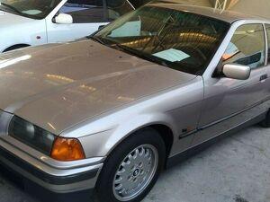 BMW 318i 1.8 COMPACT Prata 1995