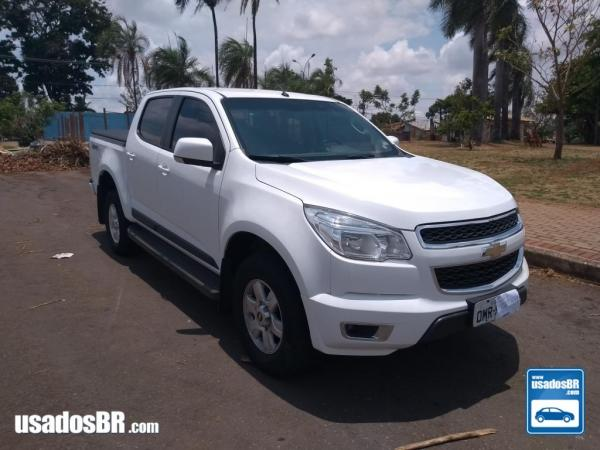 CHEVROLET S10 2.8 LT 16V TURBO Branco 2013
