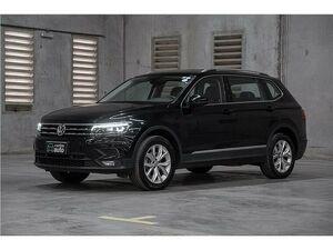 Volkswagen Tiguan 1.4 250 TSI Allspace Comfortline Preto 2020