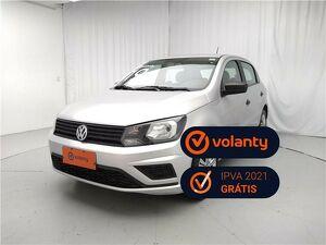 Volkswagen Gol 1.6 Prata 2019