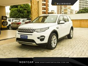 Land Rover Discovery Sport 2.0 HSE SI4 Branco 2015