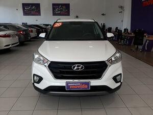 Hyundai Creta 1.6 Pulse Plus Branco 2020