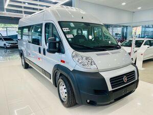 Fiat Ducato 2.3 Minibus Comfort Branco 2021
