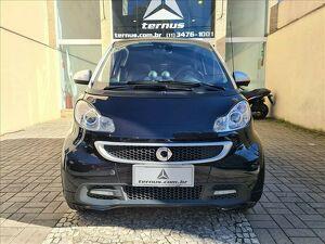 Smart Fortwo 1.0 Coupê Turbo Preto 2015