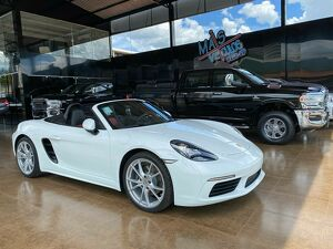 Porsche 718 2.0 Boxster Branco 2021