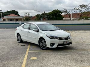 Toyota Corolla 2.0 Altis Branco 2017