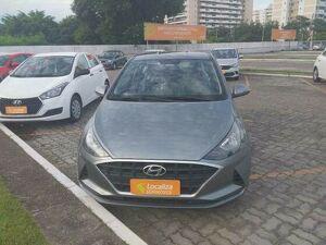 Hyundai HB20 1.0 12V Vision Cinza 2020