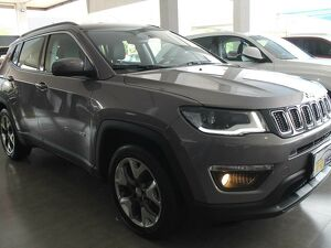 Jeep Compass 2.0 Longitude Cinza 2019