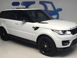 Land Rover Range Rover Sport 5.0  HSE Autobiography Dynamic V8 Branco 2014