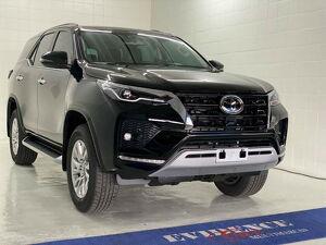 Toyota Hilux SW4 4.0 SRX V6 Preto 2021