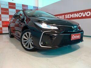 Toyota Corolla 1.8 Altis Hybrid Preto 2021