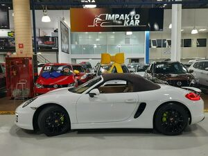 Porsche Boxster 2.7 I6 Branco 2014
