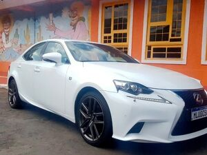 Lexus IS 250 2.5 V6 Branco 2014
