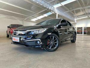 Honda Civic 2.0 EXL Preto 2020