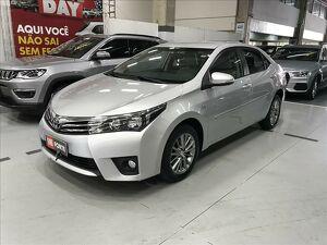 Toyota Corolla 2.0 XEI Prata 2016