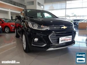 CHEVROLET TRACKER 1.4 PREMIER TURBO 16V Preto 2018