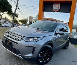 Land Rover Discovery Sport 2.0 SE TD4 Cinza 2020