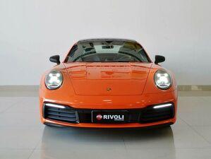Porsche 911 3.0 Carrera Prata 2020